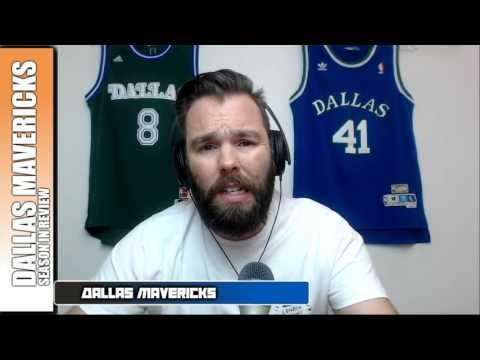 Dallas Mavericks Season In Review