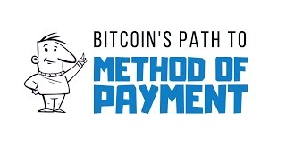 Bitcoin's Path to Method of Payment