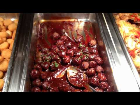 Virgin River Hotel and Casino Buffet - FULL VIDEO TOUR (Mesquite, Nevada)