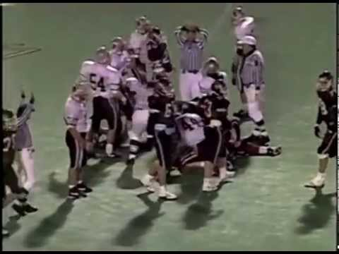 1992 IHSA Boys Football Class 3A Championship Game: DuQuoin (H.S.) vs. Marengo