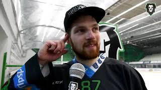 44.kolo: BK Mladá Boleslav - HC Sparta Praha: Ohlasy s Pavlem Musilem