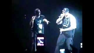 "Booba feat. P.Diddy - (Live) ""Boulbi"" for the concert of Snoop Dogg & P.Diddy in Paris Bercy"
