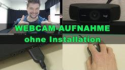 Webcam #1 - für Anfänger