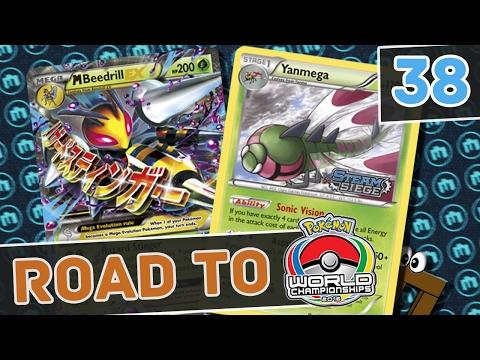 Mega Beedrill EX / Yanmega Auto-paralysis deck! [Pokemon TCG Online]