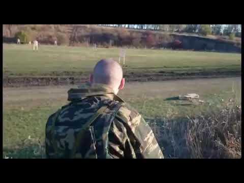 Армия без мата, что солдат без автомата! Прикол на полигоне!