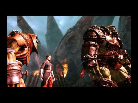 Of Orcs and Men Let's Play PT 31 Extra Paths Not Taken |