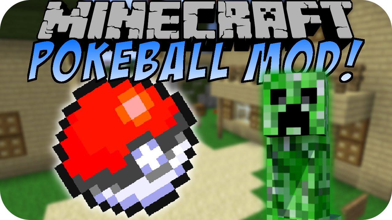 how to add pokemon mod to minecraft