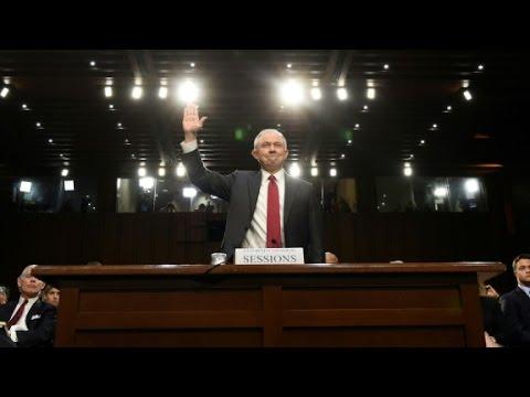 Sessions' testimony frustrates Democrats