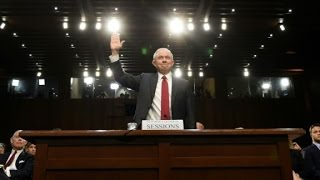 Sessions' testimony frustrates Democrats Free HD Video