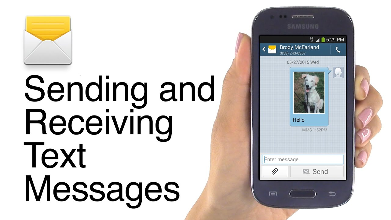 How to Send and Receive Text Messages on the Jitterbug ...