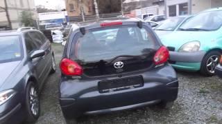 Gizaw Auto Export Test Drive Toyota Aygo 2007