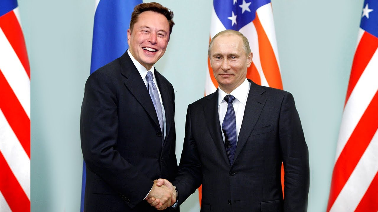 Why Russia Wants SpaceX and Elon Musk to MOVE IN So Bad