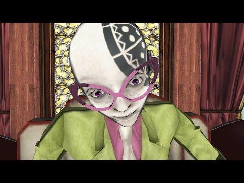 No More Heroes 2: Jasper Batt Jr Final Boss Fight and Ending (Dolphin 4K 60fps)