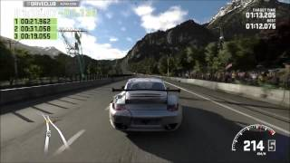 """DriveClub """"PlayStation 4 Direct Feed"""" HD Gameplay Trailer"""