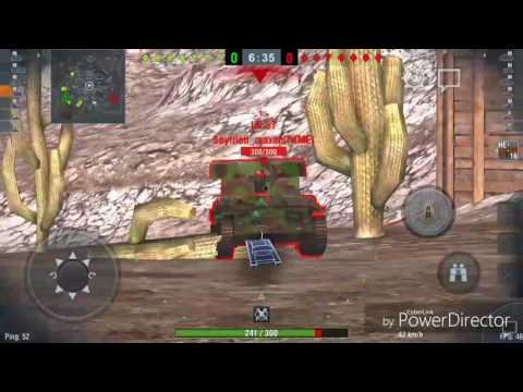 [World of Tanks Blitz] T82 DERP Compilation  (small)