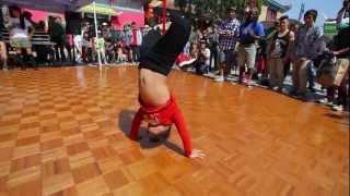 Amazing Kids Bboy Battle in Chinatown