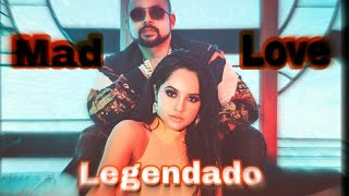 Becky G & Sean Paul - Mad Love | David Guetta Legendado Video