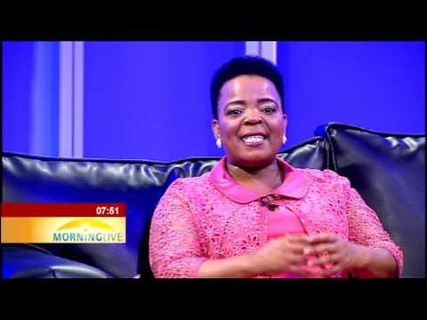 Rebecca Malope on her musical called