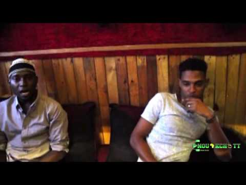 Nouakchott Urban Music Interview avec Petit Naar