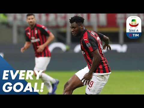 GOAL COLLECTION - Giornata 37 - Serie A TIM 2017/18
