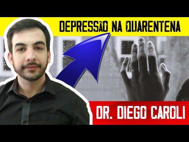 Como enfrentar a depressão na Quarentena - MTED