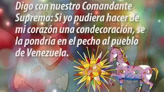 ¡Emotivo! Este fue el mensaje navideño que envió el presidente Maduro