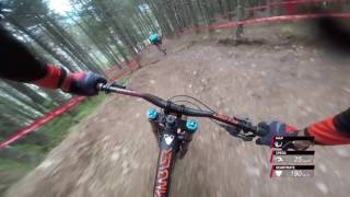 Claudio Previews the Slippery and Steep Vallnord Track | UCI MTB World Cup 2017