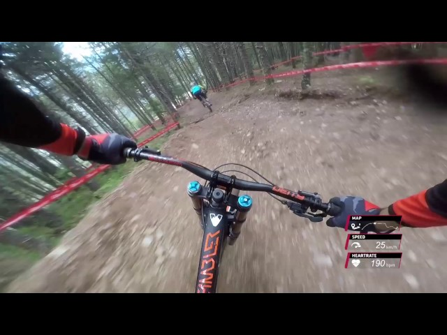 Claudio Previews the Slippery and Steep Vallnord Track   UCI MTB World Cup 2017