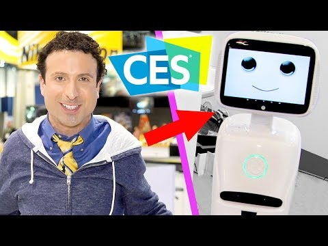 Top CES 2018 Tech (EXCLUSIVE FOOTAGE!)