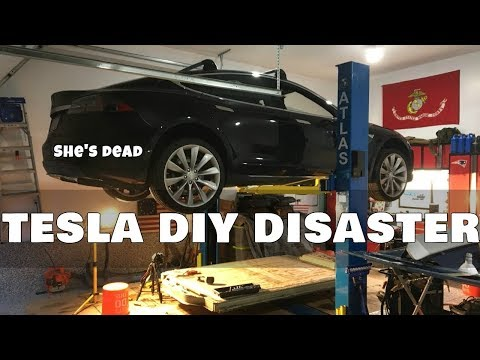 Tesla Service Gone Very Wrong