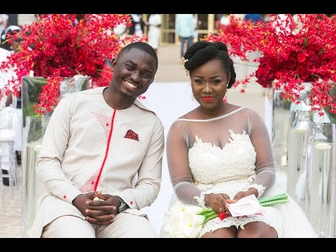 Bliss Wedding Experience at Movenpick Hotel, Accra, Ghana