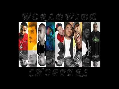 Tech N9ne - Worldwide Choppers (ft. Various Artists) + Download