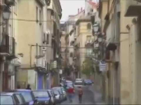 Callejero de Huesca (Spain). Los Porches.
