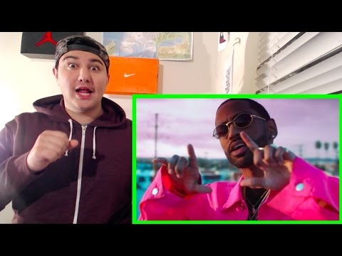 Big Sean - Bounce Back (REACTION)