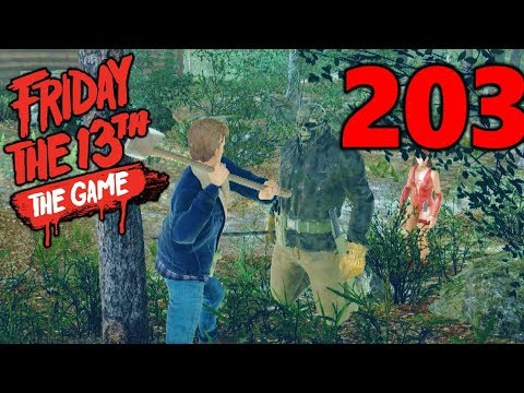[203] Spesh Saves The Day!!! (Let's Play Friday The 13th The Game)