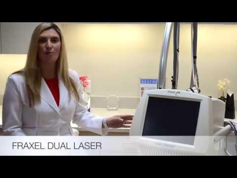 Fraxel Laser for skin rejuvenation and correction