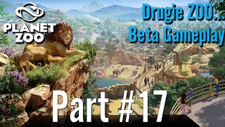 Beta GamePlay - Planet ZOO (Drugie Zoo...) Part #17