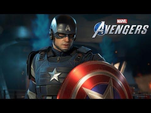 Мстители Marvel — Русский трейлер игры 2020