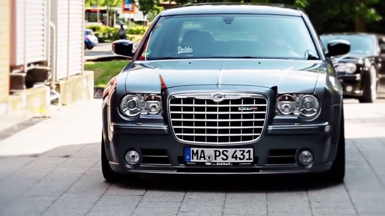 Chrysler 300C HEMI License Plate