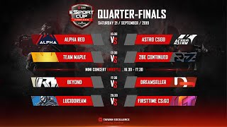 Taiwan Excellence eSport Cup Thailand | Quarter-Finals Day  : 1