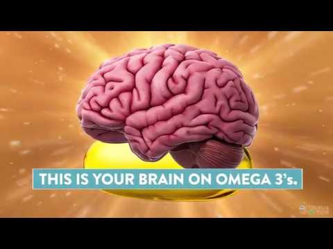 This Is Your Brain On Omega 3's