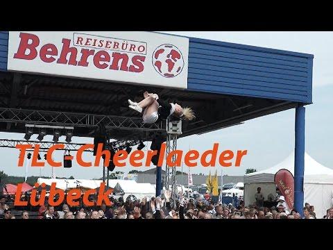 TLC-Cheerleader Lübeck  |  LN-Sommerfest 2015 in Eutin