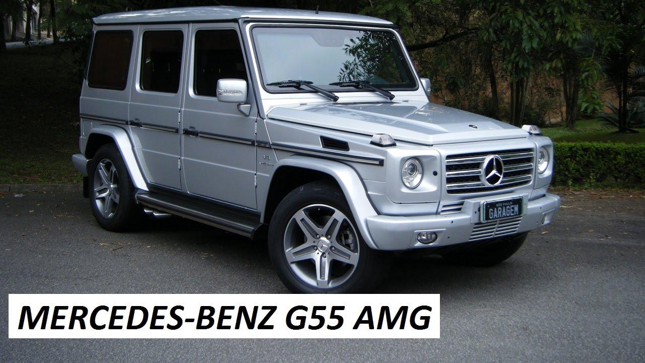 Superior Garagem Do Bellote TV: Mercedes Benz G55 AMG   YouTube