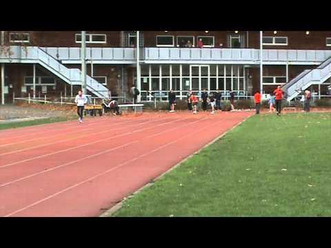 100m Graham v Roland