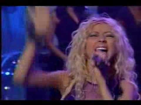 Christina Aguilera So Emotional Live MuchMusic