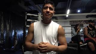 jessie vargas in camp for oct 6 thomas dulorme fight EsNews Boxing