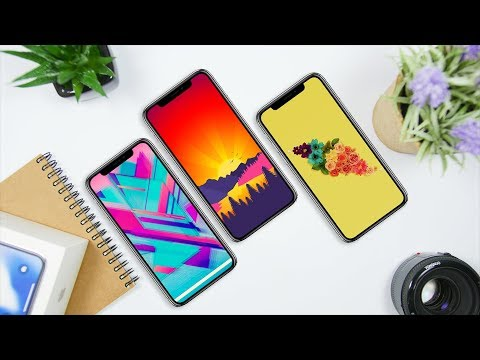 Top 10 BEST IPhone Wallpaper Apps - 2019 !