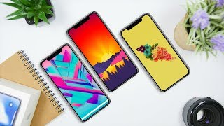 Gambar cover Top 10 BEST iPhone Wallpaper Apps - 2019 !