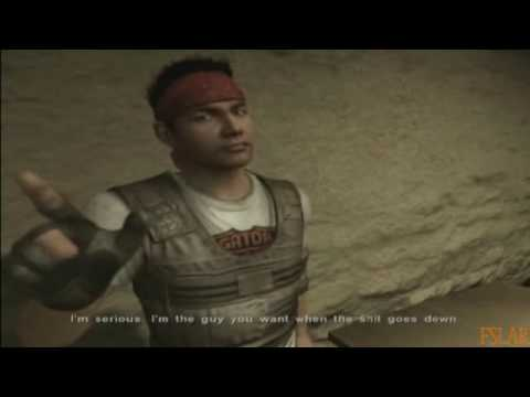 Far Cry 2 - Infamous - Tutorial Mission 04 - Meeting ...