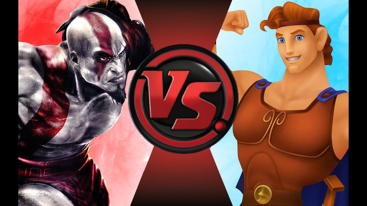 disney hercules vs kratos - photo #3